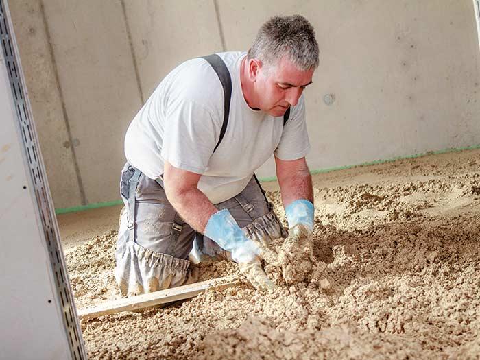 Estrich Experten im Markgräflerland bei Freiburg Dischinger Fußbodenbau Aug fürs Detail