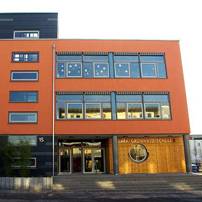Estrich Freiburg Dischinger Zementestriche Clara Gruenwaldschule