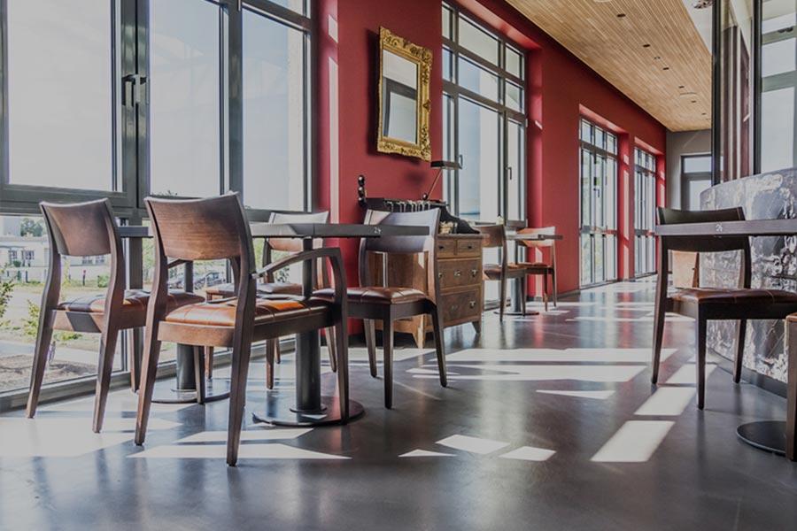 Sichtestrich Unternehmen Markgräflerland bei Freiburg Dischinger Fußbodenbau professionell